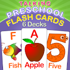 Talking Preschool Flash Cards icon