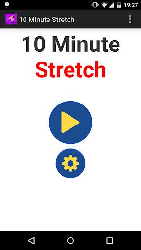 10 Min Stretch Workout Trainer