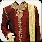 Indian Sherwani Suit