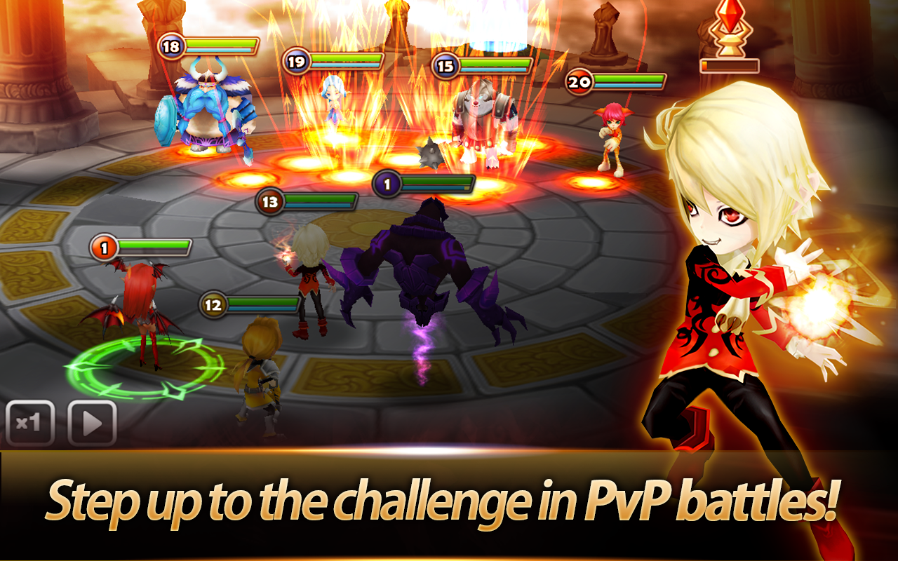 Summoners War - screenshot