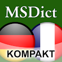 Dictionary French<>German TR icon