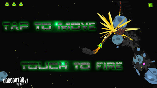 【免費街機App】Asteroid Defence Shooter-APP點子