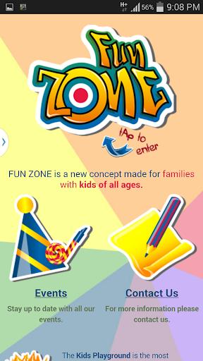 Fun Zone Playground Lebanon