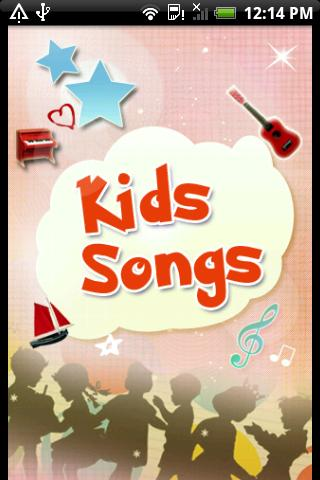 Kids Songs - screenshot