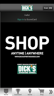 DICK's Sporting Goods Mobile - screenshot thumbnail