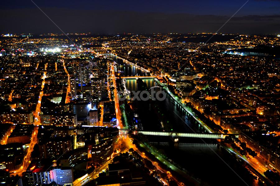 by Luis Antunes - City,  Street & Park  Skylines