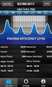 Fishing Calendar Lite v1.0.9