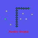 Rustic snake logo