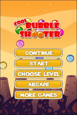 Cool Bubble Shooter