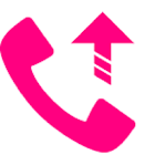 Call Forwarding On SMS icon