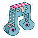 알림음 플레이어(벨소리,문자음,카톡음,카톡,틱톡,마플) logo