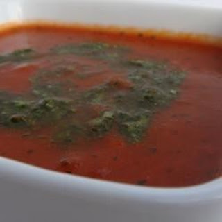Tomato Basil Soup I