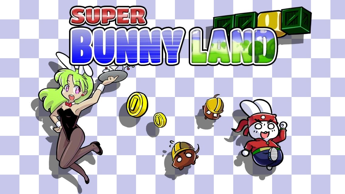 Super Bunny Land - screenshot