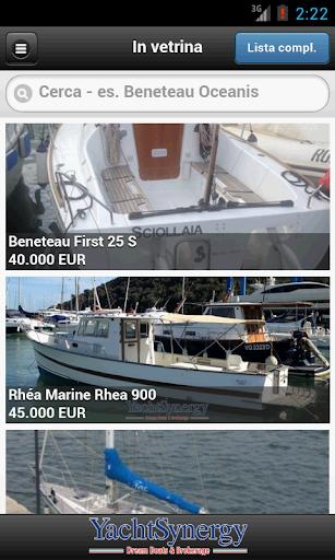 Yacht Synergy