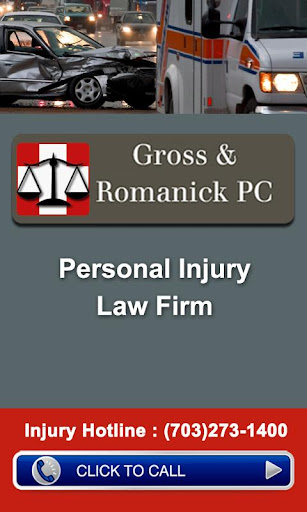 PI Lawyers App Gross Romanick