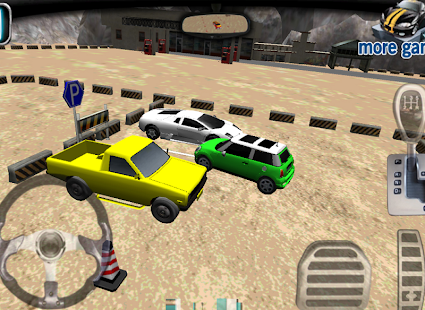 Vehicle Parking 3D - screenshot thumbnail