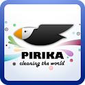 PIRIKA-cleaning the world- logo