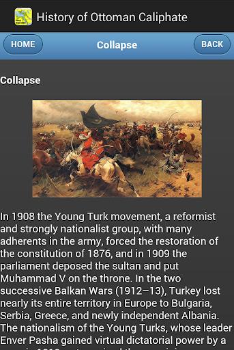 玩書籍App|The Ottoman Caliphate免費|APP試玩