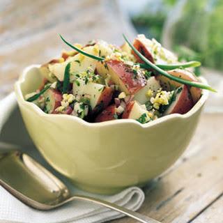 Potato Salad with Toasted Cumin Vinaigrette