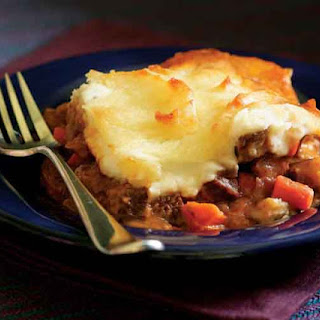 Cottage Pie with Beef & Carrots
