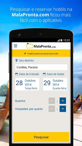 MalaPronta.com: Hotéis Online