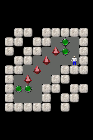 Sokoban- screenshot