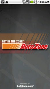 AutoZone for Android - screenshot thumbnail