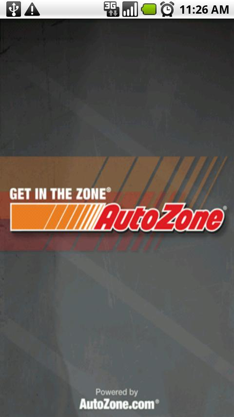 AutoZone for Android - screenshot