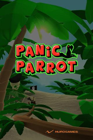 Panic Parrot- screenshot