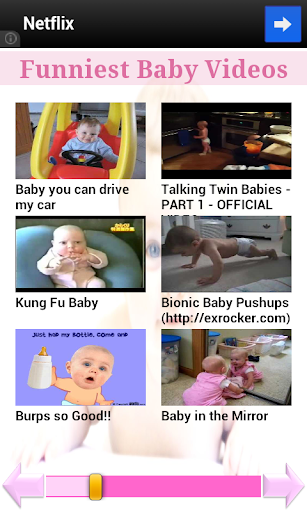 Funniest Baby Videos
