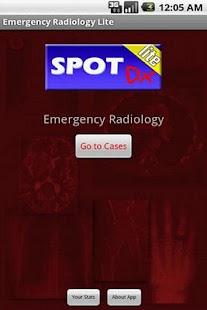 Emergency Radiology Lite - screenshot thumbnail