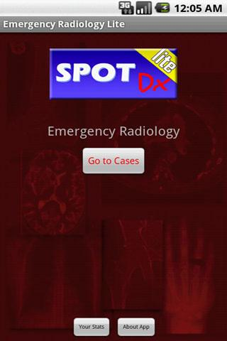 Emergency Radiology Lite - screenshot