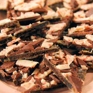 Chocolate-Peppermint Crunch.