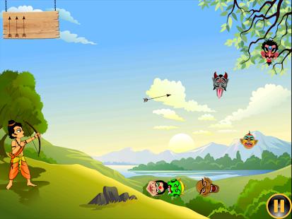 The Little Indian Archer screenshot