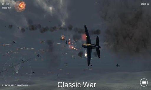 Fighter War Game