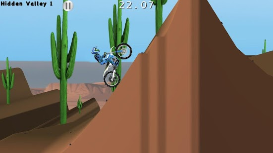 Dirt Trials XL - Desert Dunes- screenshot thumbnail