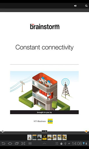 Constant Connectivity