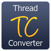 Cross-stitch Thread Converter