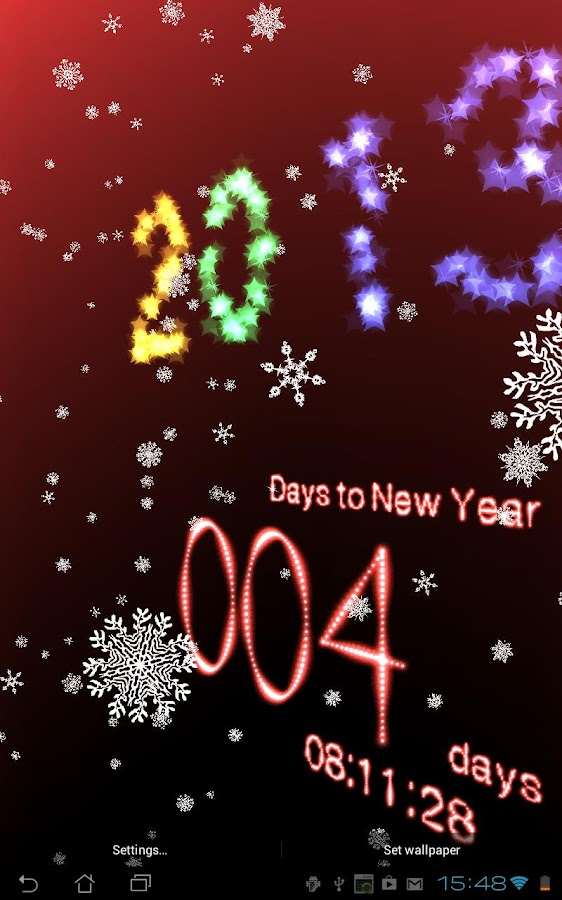 christmas countdown 2015 android apps on google play
