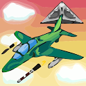 Jet Fight UFO Free icon