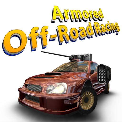 装甲越野飞车 賽車遊戲 App LOGO-APP試玩