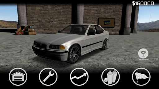 Drifting BMW Car Drift Racing 1.06 screenshots 8