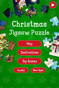 Christmas Jigsaw Puzzle- screenshot thumbnail