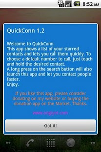 QuickConn(free) - screenshot thumbnail