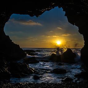 Dana Point, CA by Ed Mullins - Landscapes Sunsets & Sunrises (  )