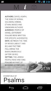 Men's Devotional Bible - náhled