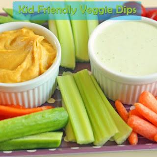 Kid-Friendly Veggie Dips.