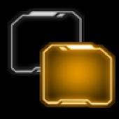 EvolveSMS Black Glow Orange