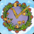 Bell Flower Clock Widget icon