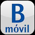 Bancomer móvil logo